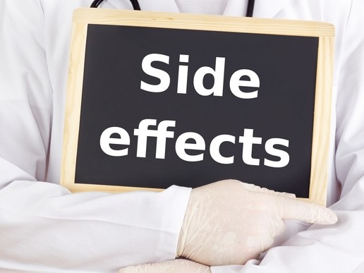 eyebag removal side effects