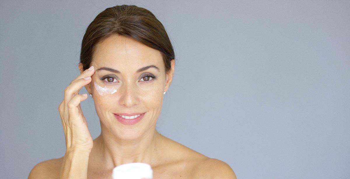 Eye bag cream